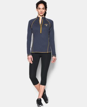 Women's Milwaukee Brewers UA Tech™ 1/2 Zip LIMITED TIME: FREE U.S. SHIPPING 1 Color $44.99