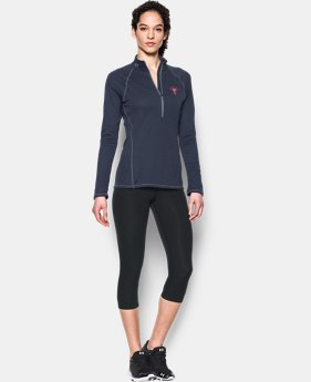 Women's Minnesota Twins UA Tech™ 1/2 Zip LIMITED TIME: FREE U.S. SHIPPING 1 Color $44.99