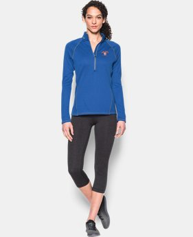 Women's New York Mets UA Tech™ 1/2 Zip  1 Color $44.99