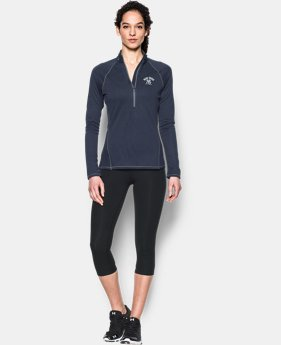 Women's New York Yankees UA Tech™ 1/2 Zip