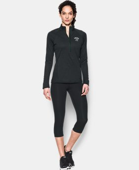 Women's Oakland Athletics UA Tech™ ½ Zip
