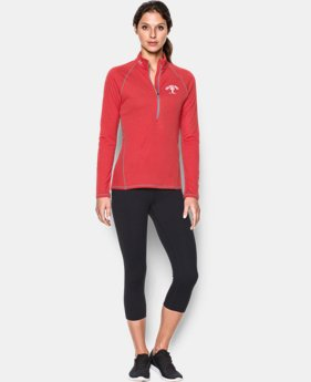 Women's Philadelphia Phillies UA Tech™ ½ Zip