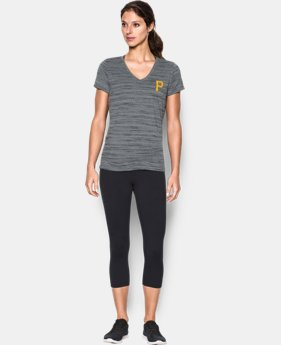 Women's Pittsburgh Pirates UA Tech™ T-Shirt