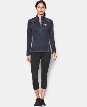 Women's San Diego Padres UA Tech™ 1/2 Zip LIMITED TIME: FREE U.S. SHIPPING 1 Color $44.99