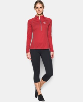 Women's St. Louis Cardinals UA Tech™ 1/2 Zip  1 Color $44.99