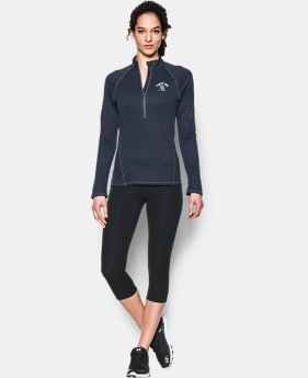 New to Outlet Women's Tampa Bay Rays UA Tech™ 1/2 Zip  1 Color $44.99