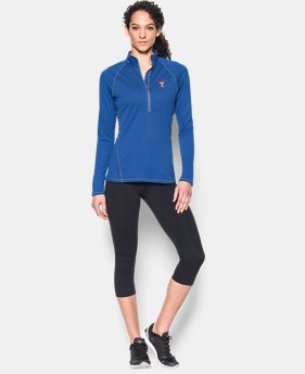 Women's Texas Rangers Tech™ ½ Zip