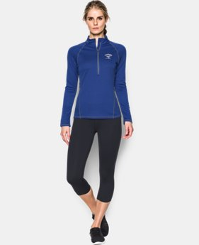 Women's Toronto Blue Jays Tech™ 1/2 Zip  1 Color $44.99