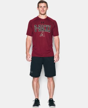 Men's Arizona Diamondbacks Tech™ T-Shirt LIMITED TIME: FREE U.S. SHIPPING  $34.99