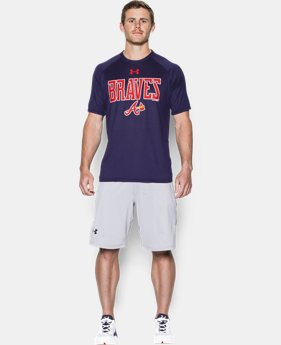 Men's Atlanta Braves Team Tech™ T-Shirt  1 Color $34.99
