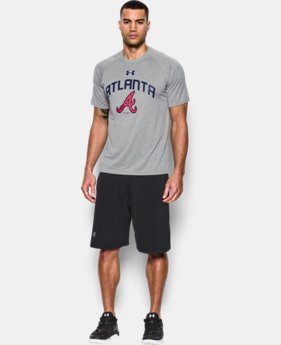 New Arrival Men's Atlanta Braves Tech™ T-Shirt LIMITED TIME: FREE SHIPPING 1 Color $34.99