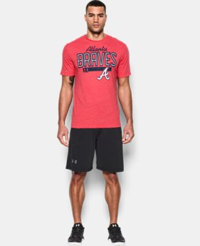 Men's Atlanta Braves Tri-blend T-Shirt  1 Color $26.99