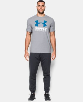 New Arrival  Men's UA Hockey T-Shirt   $29.99