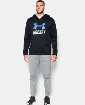 Men's UA Hockey Hoodie LIMITED TIME: FREE SHIPPING 2 Colors $69.99