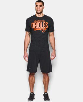 New Arrival Men's Baltimore Orioles Tri-blend T-Shirt  1 Color $34.99