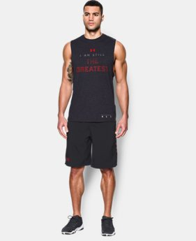 Men's UA x Muhammad Ali The Greatest Cutoff Sleeveless T-Shirt