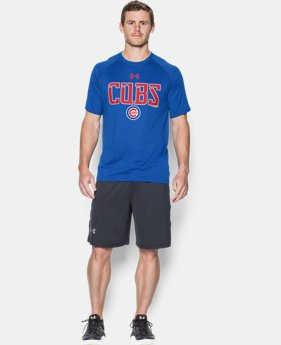 New Arrival  Men's Chicago Cubs Team Tech™ T-Shirt  1 Color $39.99