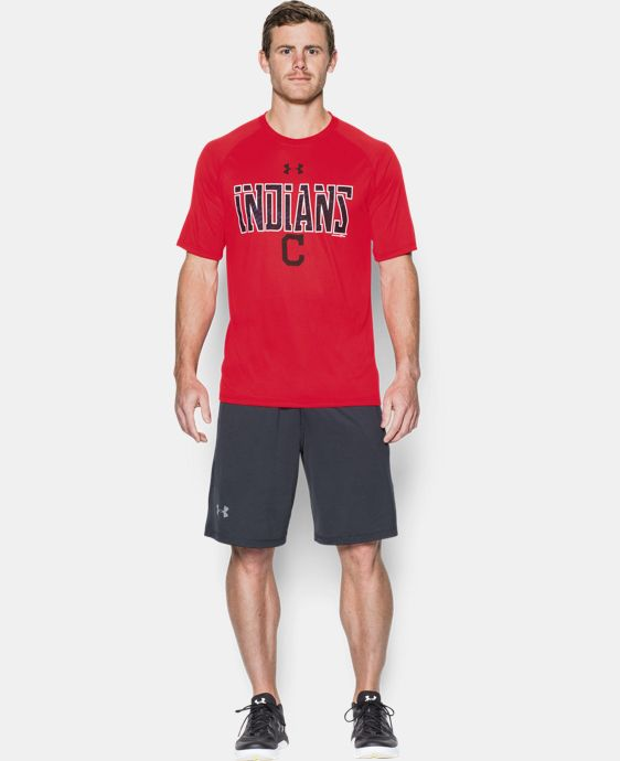 Men's Cleveland Indians Team Tech™ T-Shirt LIMITED TIME: FREE U.S. SHIPPING 1 Color $34.99