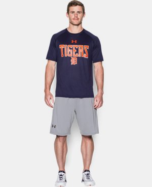 New Arrival  Men's Detroit Tigers Team Tech™ T-Shirt  1 Color $39.99