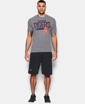 New Arrival Men's Detroit Tigers Tri-blend T-Shirt LIMITED TIME: FREE SHIPPING  $34.99