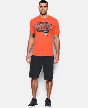 New Arrival Men's Houston Astros Tri-blend T-Shirt LIMITED TIME: FREE SHIPPING 1 Color $34.99