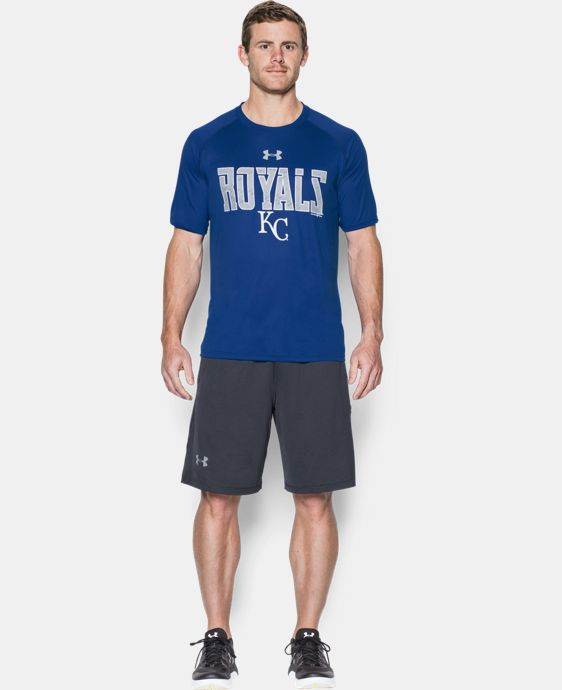 Men's Kansas City Royals Team Tech™ T-Shirt LIMITED TIME: FREE U.S. SHIPPING 1 Color $34.99