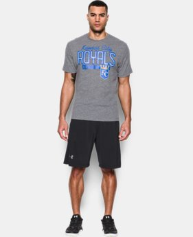 New Arrival Men's Kansas City Royals Tri-blend T-Shirt  1 Color $34.99