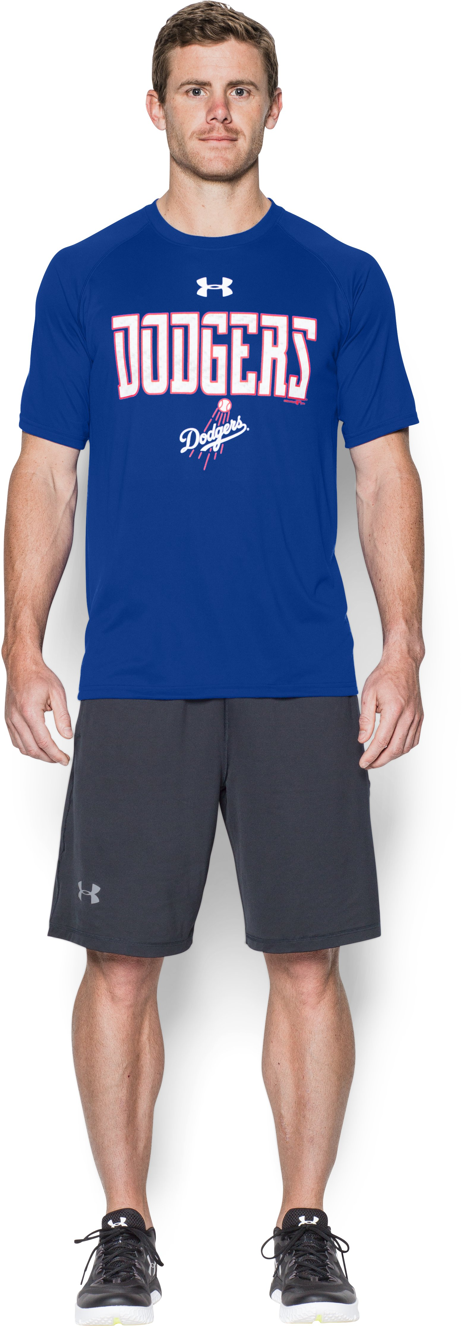 Men's Los Angeles Dodgers Team Tech™ T-Shirt, Royal, Front