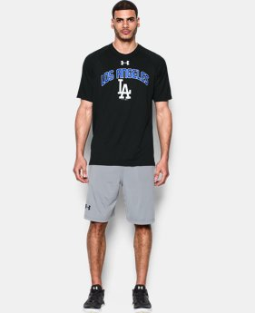 Men's Los Angeles Dodgers Tech™ T-Shirt  1 Color $34.99