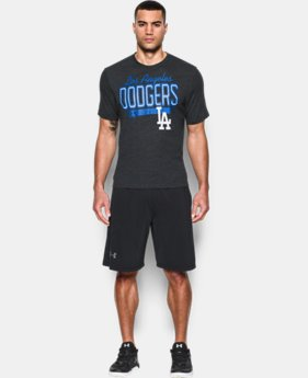 New Arrival Men's Los Angeles Dodgers Tri-blend T-Shirt  1 Color $34.99
