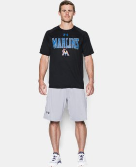Men's Miami Marlins Team Tech™ T-Shirt  1 Color $26.99