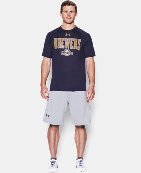 Men's Milwaukee Brewers Team Tech™ T-Shirt  1 Color $26.99