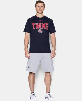 Men's Minnesota Twins Team Tech™ T-Shirt LIMITED TIME: FREE SHIPPING 1 Color $34.99