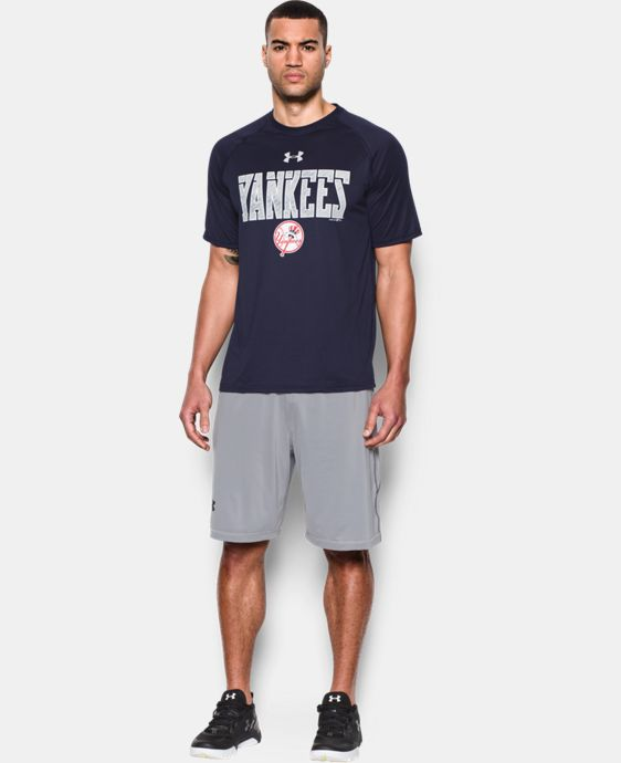 New Arrival  Men's New York Yankees Team Tech™ T-Shirt  1 Color $39.99