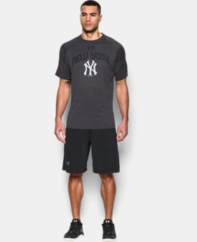 New Arrival Men's New York Yankees Tech™ T-Shirt LIMITED TIME: FREE SHIPPING  $34.99
