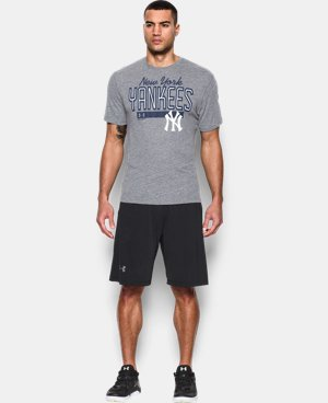 New Arrival Men's New York Yankees Tri-blend T-Shirt LIMITED TIME: FREE U.S. SHIPPING 1 Color $34.99