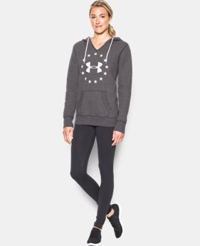 Women's UA Freedom Logo Favorite Fleece Hoodie