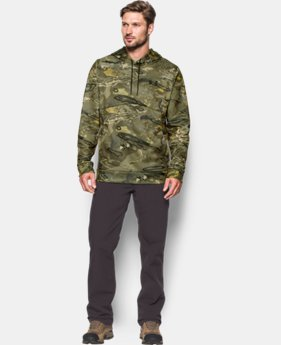 New to Outlet Men's UA Storm Camo Hoodie LIMITED TIME OFFER 12 Colors $56.24
