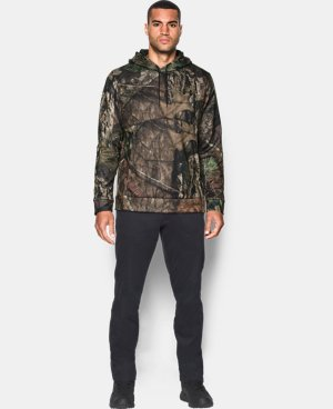 Men's UA Storm Armour Fleece®  Camo Hoodie LIMITED TIME: 25% OFF 7 Colors $56.24 to $74.99