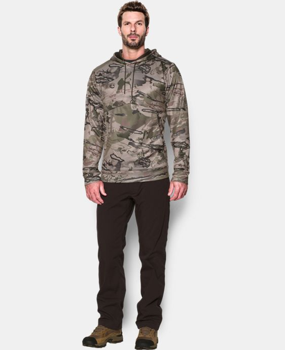 Men's UA Storm Camo Hoodie LIMITED TIME: FREE SHIPPING 7 Colors $63.74