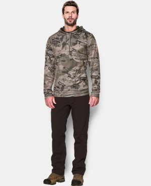 Men's UA Storm Camo Hoodie LIMITED TIME: FREE SHIPPING 6 Colors $63.74