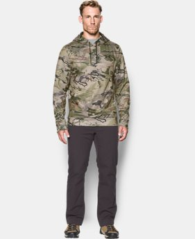 Men's UA Storm Camo Hoodie LIMITED TIME OFFER 10 Colors $56.24