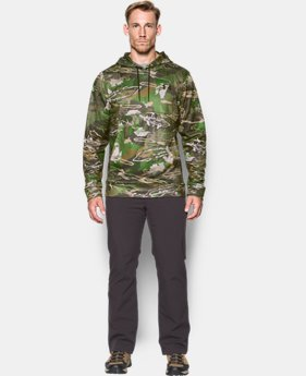 Men's UA Storm Camo Hoodie LIMITED TIME OFFER  $56.24
