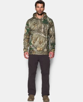 Men's UA Storm Camo Hoodie  1  Color Available $74.99