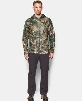 New to Outlet Men's UA Storm Camo Hoodie LIMITED TIME OFFER  $56.24
