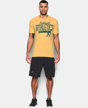 New Arrival Men's Athletics Tri-blend T-Shirt   $34.99