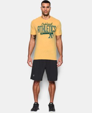 New Arrival Men's Athletics Tri-blend T-Shirt  1 Color $34.99