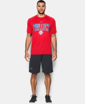 Men's Philadelphia Phillies Team Tech™ T-Shirt LIMITED TIME: FREE U.S. SHIPPING  $34.99