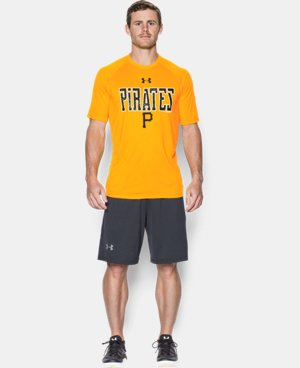 Men's Pittsburgh Pirates Team Tech™ T-Shirt LIMITED TIME: FREE U.S. SHIPPING 1 Color $34.99