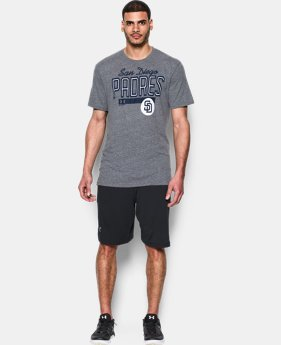 Men's San Diego Padres Tri-blend T-Shirt